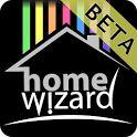 App name: HomeWizard Beta. Price: free. Category: . Updated: January 15, 2013. Current Version: 2.04. Requires Android: 2.1 and up. Size: 5.80 MB. Content Rating: Everyone.  Installs: 500 - 1,000. Seller: . Description: Let op! Dit is de BETA versie   van de HomeWizard 2.0 applicat  ie voor Android. De versie is   geheel functioneel echter vern  emen we graag feedback in het&  hellip;  .