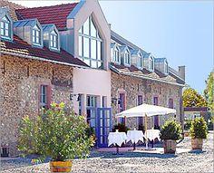 Weingut Flick Falkenberg Sektkellerei und Alte Scheune