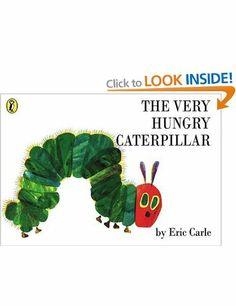 The Very Hungry Caterpillar [Board Book]: Amazon.co.uk: Eric Carle: Books
