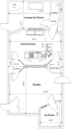 FLOOR PLAN | CREW Studios