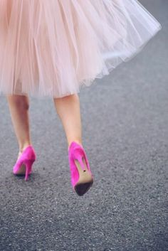 pink & more pink