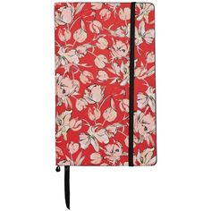 Printed Notebook ($18) ❤ liked on Polyvore featuring home, home decor and stationery