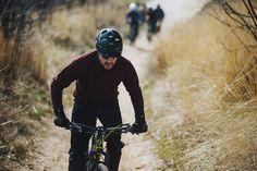 Club Ride Apparel Fall Winter 2015 Rialto Long Sleeve Biking Red Sun Valley Idaho