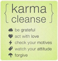 Good advice regardless of your religious or spiritual beliefs.