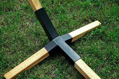 Diy Hammock, Hammock Stand, Relax, Backyard, Wood, Stabil, Pipes, Home Decor, Hammock Bed