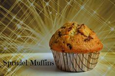 Meine rosa Welt: Sweet Sunday - Sprudel Muffins