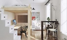 4+Small+Apartments+Showcase+The+Flexibility+Of+Compact+Design