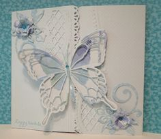Beautiful Butterfly by jasonw1 - Cards and Paper Crafts at Splitcoaststampers