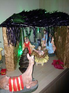 Presépio. When Christ was born. Holy night.