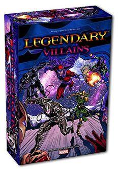 Legendary Villains: A Marvel Deck-Building Game $46.95