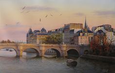Painted by Thierry Duval