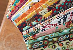 Indie ♥ By @Pat Bravo for @Art Gallery Fabrics    photo by maureencracknell, via Flickr