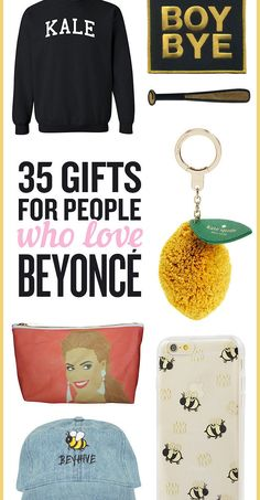 35 Gifts For People Who Love Beyoncé