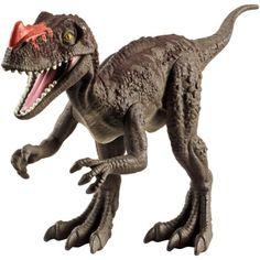 Jurassic World Attack Pack Proceratosaurus Figure - Bast Figures Jurassic World 2, Jurassic World Dinosaurs, Jurassic Park, Caleb, Animal Action, Toys R Us Canada, Falling Kingdoms, Dinosaur Toys, Tyrannosaurus Rex