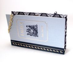 "Jane Austen ""Emma"" Book Clutch Purse with Chain by RokkiHandbags, $65.00"