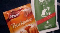 In den meisten Backrezepten wird meistens Backpulver angegeben, aber in manchen Rezepten findet man als Zutat Natron. Worin besteht aber der Unterschied?