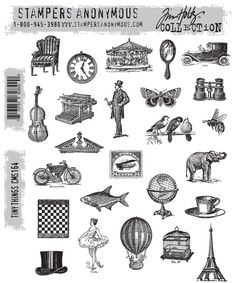 cha-winter 2013 sneak peek… stampers anonymous (part 2) | Tim Holtz