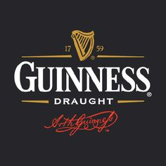 guiness logo Showcase of Over 45 Inspirational Beer Logos and Labels