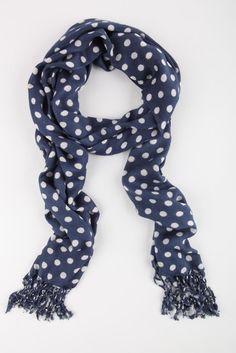 spot scarf cotton on kids