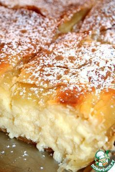 ru recipes show 80750 Russian Cakes, Russian Desserts, Russian Recipes, Baking Recipes, Cake Recipes, Snack Recipes, Dessert Recipes, No Cook Desserts, No Cook Meals