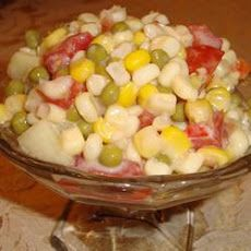 Kim's Summer Corn Salad