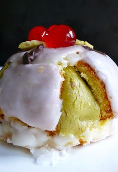 Cassata Siciliana...one of my favorites. Why must it be so complicated?