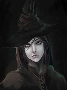 Art of Dark Souls - Karla