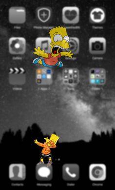 Simpsons wallpaper by amir_big - - Free on ZEDGE™ Computer Wallpaper Hd, Apple Iphone Wallpaper Hd, Simpson Wallpaper Iphone, Cartoon Wallpaper Iphone, Cellphone Wallpaper, Cute Owls Wallpaper, Cute Couple Wallpaper, Purple Galaxy Wallpaper, Cityscape Wallpaper