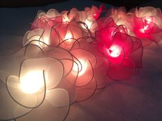 20 light flower for wedding and party. by 7RoseShop on Etsy