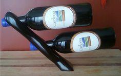 self balancing wine bottle holder plans