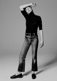 """Michelle Williams for """"Wall Street Journal"""" photographed by Daniel Jackson."""