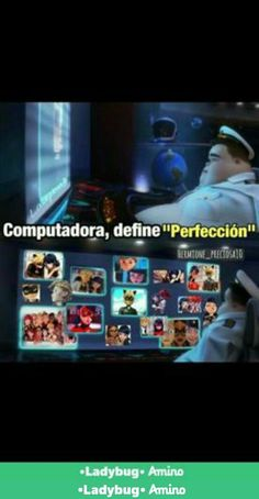 Computer definition of perfection is... Miraculous!!!