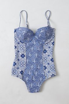 Shop the OndadeMar Cassia One Piece and more Anthropologie at Anthropologie today. Read customer reviews, discover product details and more.