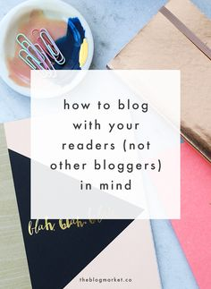 Why you should blog
