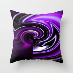 Niyquists Orbit Throw Pillow by David  Gough - $20.00
