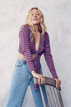 We The Free Tied Up Hacci | Free People