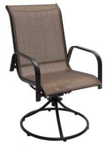 8 Sienna Swivel Rocker Patio Chairs Outdoor Swivel Chair Outdoor Chairs