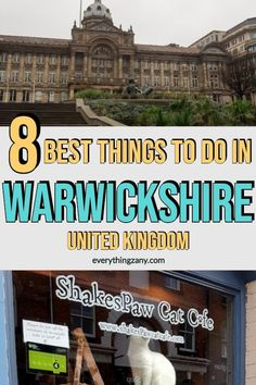 8 Best Things to Do in Warwickshire, UK Europe Travel Guide, Travel Guides, Cool Places To Visit, Places To Travel, Warwick England, Uk And Ie Destinations, City Of Birmingham, Stuff To Do, Things To Do