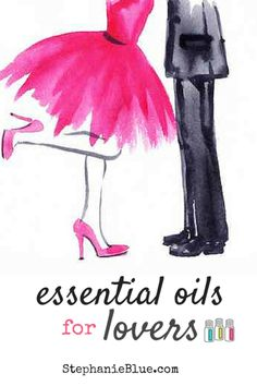 Things getting a little dull?  Use your essential oils to add some spice to your love life.  They're natural aphrodisiacs.  Love my doTerra!