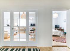 Myytävät asunnot, Kajanuksenkatu 9, Helsinki #oikotieasunnot #Helsinki #olohuone
