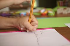 Tips for hosting a writing workshop for kids + a list of creative writing prompts