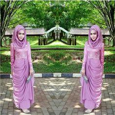 Kebaya modern dress