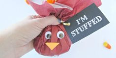 thanksgiving party favor