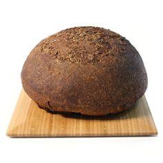 Black Rye Bread