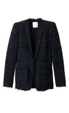 Tweed Jacket by Rebecca Taylor, $395