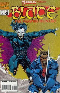 Blade: The Vampire Hunter Vol 1 8 - Marvel Comics Database
