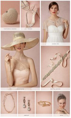 BHLDN wedding boutique - gowns, bridesmaid dresses, veils, accessories, jewelry, shoes & sashes! a MUST see for weddings! http://rstyle.me/n/d9eb7n2bn