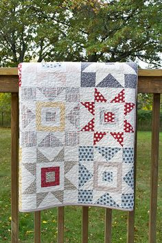 Sawtooth Star Quilt | Flickr - Photo Sharing!