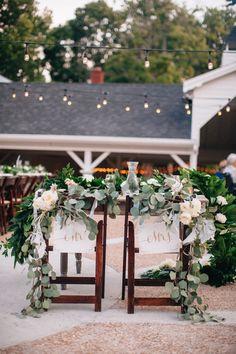 Gracious Garden Wedding at Historic Cedarwood | Cedarwood Weddings #cedarwoodweddings