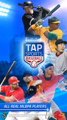 Tap Sports Baseball - iOS Store Store Top Apps | App Annie
